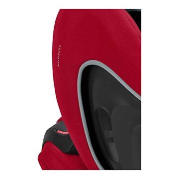 Cybex Silver Kinder-Autositz Pallas B-Fix, Für Autos mit und ohne ISOFIX, Gruppe 1/2/3 (9-36 kg), Ab ca. 9 Monate bis 12 Jahre, Volcano Black - 9