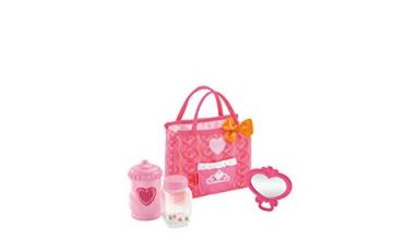 Fisher-Price CGN65 - Princess Mommy Musikspaß Puppenwagen und Baby Lauflernhilfe mit Spielzeug, Gehhilfe ab 9 Monaten - 4