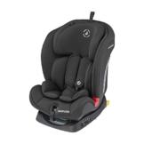 Maxi- Cosi Titan, mitwachsender Kindersitz mit ISOFIX und Ruheposition, Gruppe 1/2/3 Autositz (9-36 kg), nutzbar ab ca. 9 Monate bis ca. 12 Jahre, basic black - 1