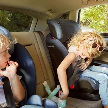 Maxi- Cosi Titan, mitwachsender Kindersitz mit ISOFIX und Ruheposition, Gruppe 1/2/3 Autositz (9-36 kg), nutzbar ab ca. 9 Monate bis ca. 12 Jahre, basic black - 8